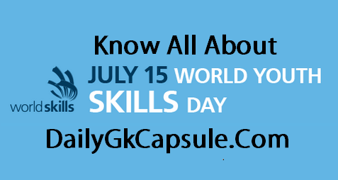 Know All About World Youth Skills Day