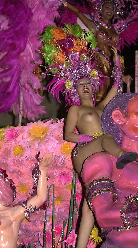 Rio Carnival 2001, Ana Flavia Tarcitano