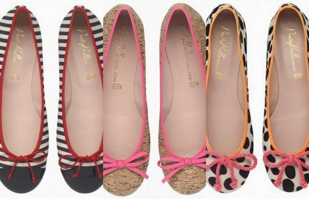 ballerina Shoes untuk skinny jeans