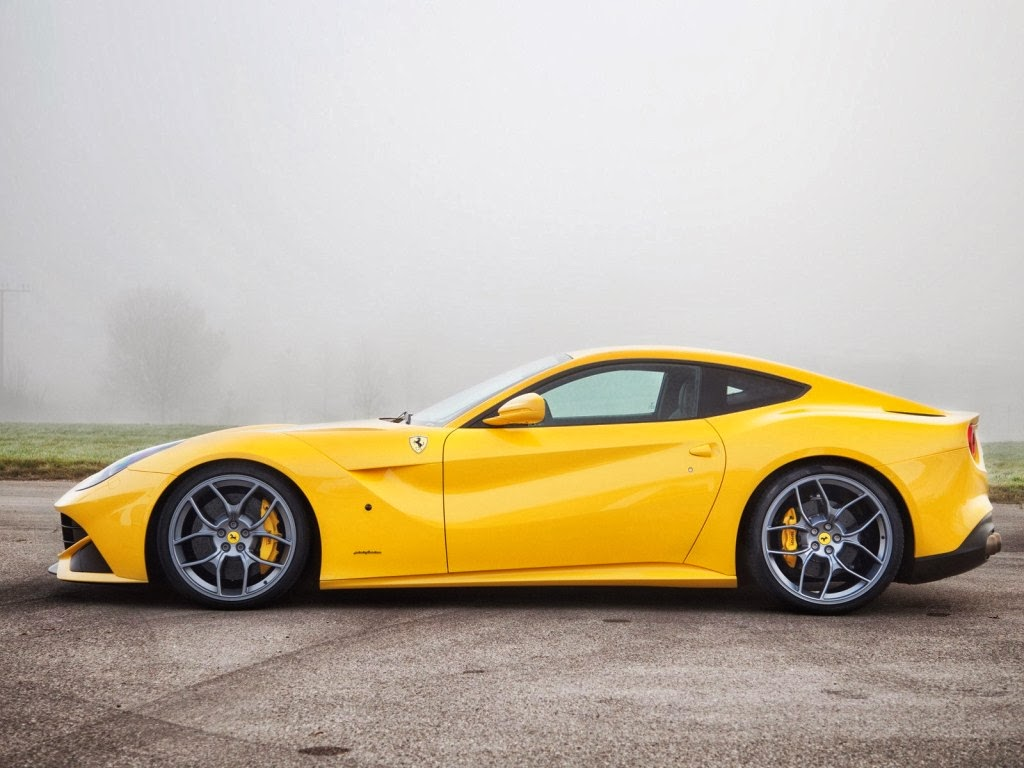 Ferrari F12 Berlinetta Spyder 2015