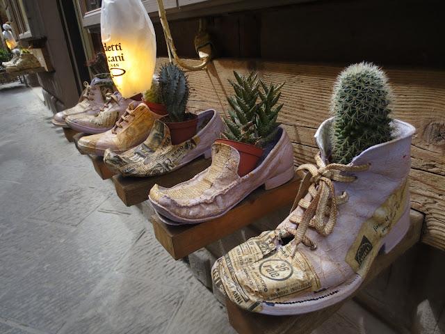 Muonamiehen mökki - Kaktus kengässä