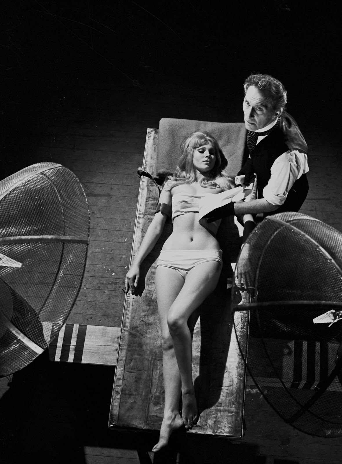 Frankenstein Created Woman (1967)