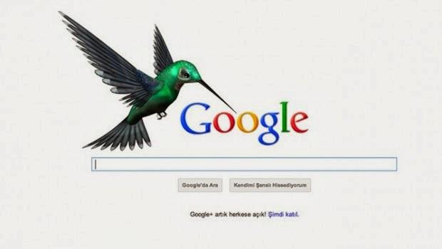 Mengatasi google hummingbird