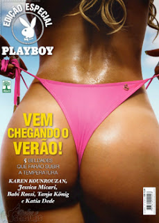 Download - Revista Playboy Especial : Vem Chegando o Verão - Novembro 2014