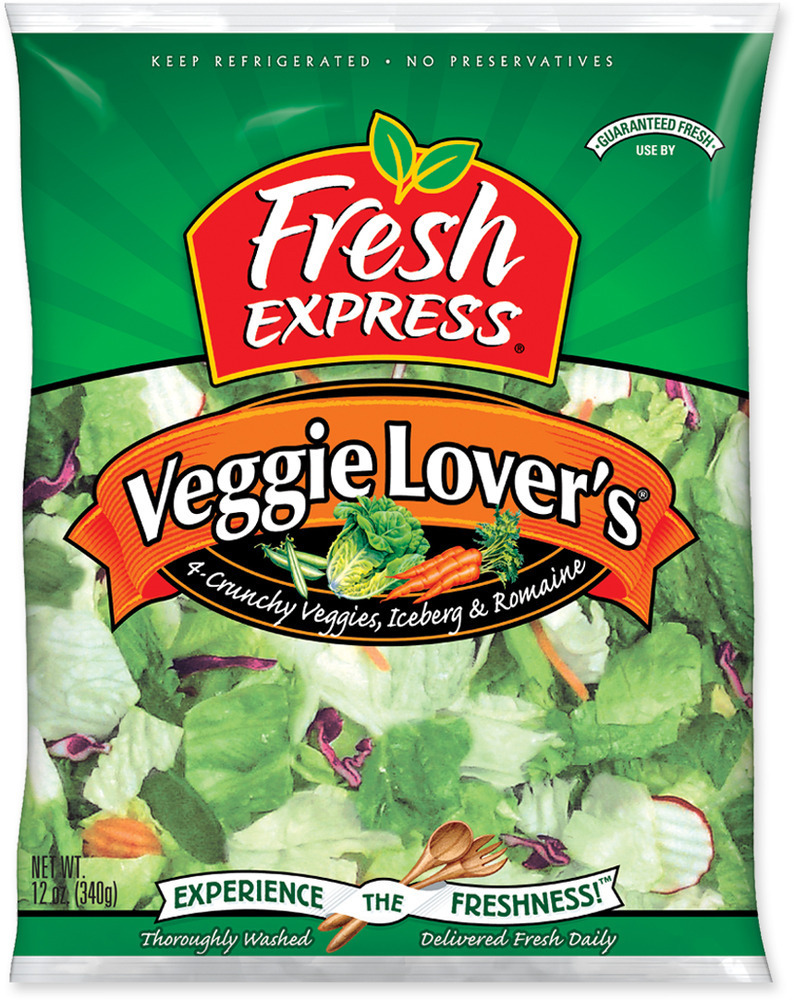 My Cny Mommy Free Bag Of Fresh Express Salad Mix Through