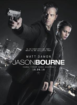 Jason Bourne (2016) 720p
