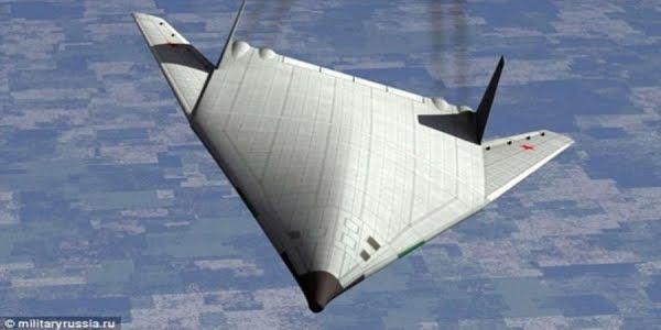 Ρωσικό υπερηχητικό αεροσκάφος θα βομβαρδίζει απο το διάστημα! [Βίντεο]