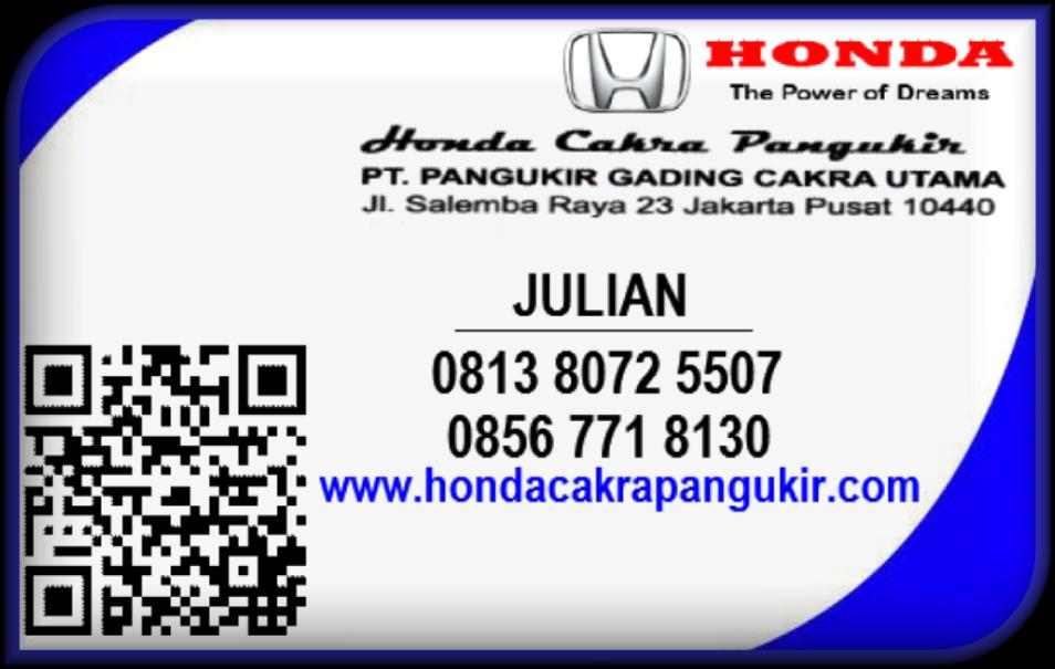 Dealer Honda Cakra Pangukir