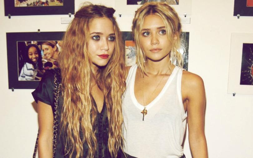 Street Style Closet: Olsen twin