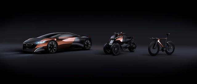 Peugeot Onyx shows brand identity's versatility