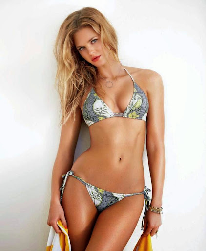 Erin Heatherton Ocean Drive Magazine July August 2014