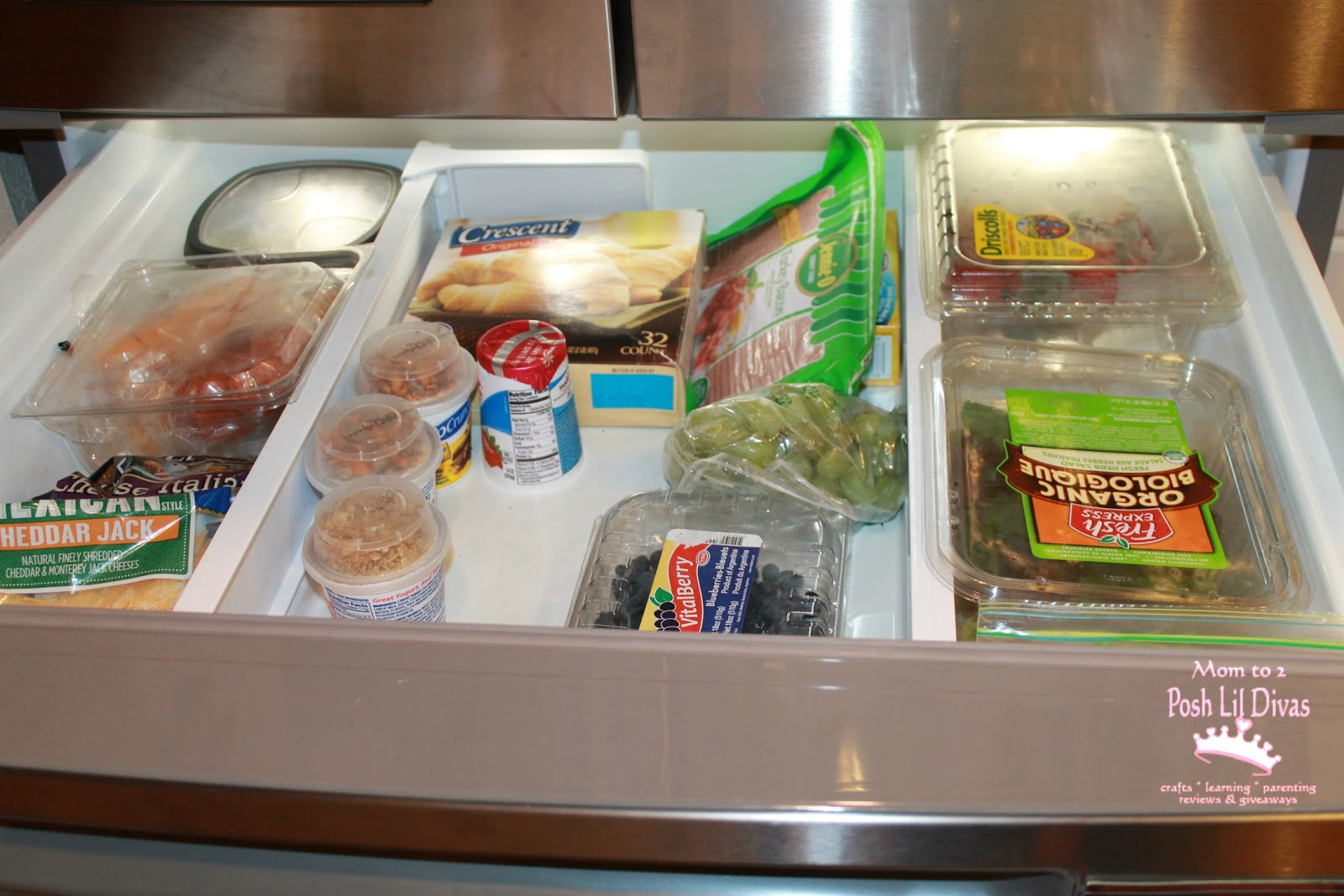 Maytag french door refrigerator reviews - One Of My Favorite Features Of The Ice20 French Door Refrigerator Is The Easy Access Drawer All Our Fruits Veggies Yogurt Cheeses And Even Some Juice
