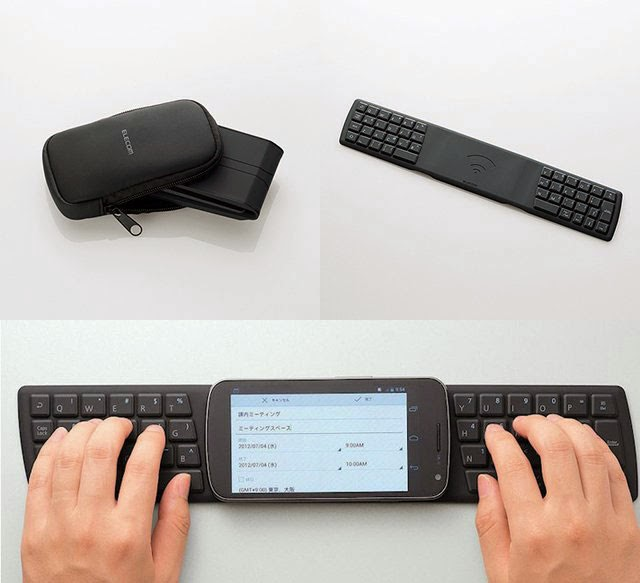android keyboard-NFC Keyboard