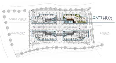 tower garden residences apartemen southeast capital