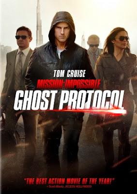 Filme Poster Missão Impossível 4 – Protocolo Fantasma DVDRip XviD & RMVB Legendado
