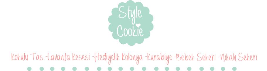 STYLE COOKIE - butik kurabiye, kokulu taş, lavanta kesesi, hediyelik kolonya