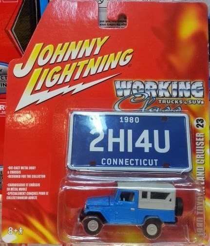 Johnny Lightning 1980 TLC (1:64)