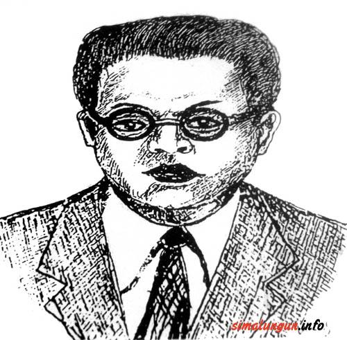 Dokter Simalungun, Dr Djasamen Saragih