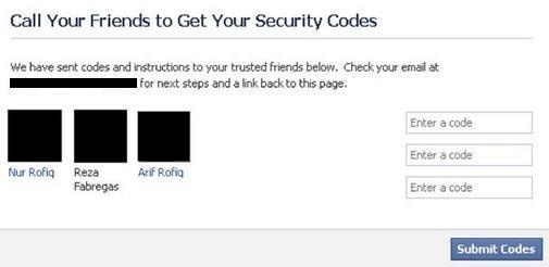 Cara Ampuh Mengembalikan Akun Facebook Yang Di Hack