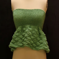 this Mint Tube Top is great for Summer!