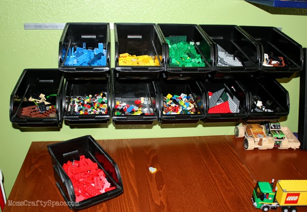 ... maison au naturel: Idées de rangement pour les jouets de vos enfants