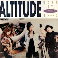 Altitude - Work It (Like A) 9 To 5 (VLS) (1991)