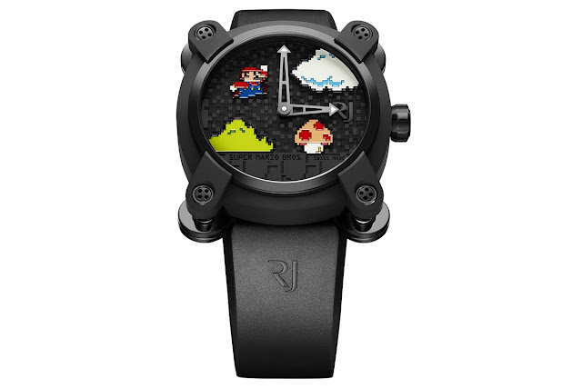 This Limited Edition 'Super Mario' watch will cost you $18,950