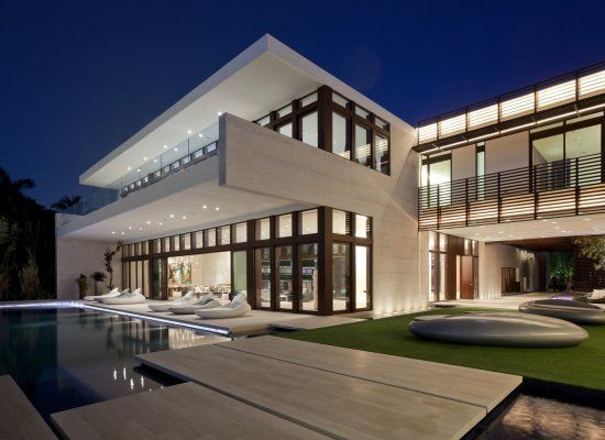 Luxur blog the most expensive home in miami beach for Fachadas de casas en miami florida