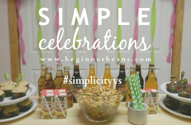 Simple Celebrations