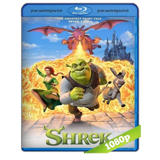 Shrek | 2001 | BRRip 1080p | Audio Dual Latino 5.1 – Ingles + SUB