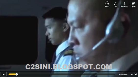 Video Saat cemas dalam pesawat MH370 sebelum hilang