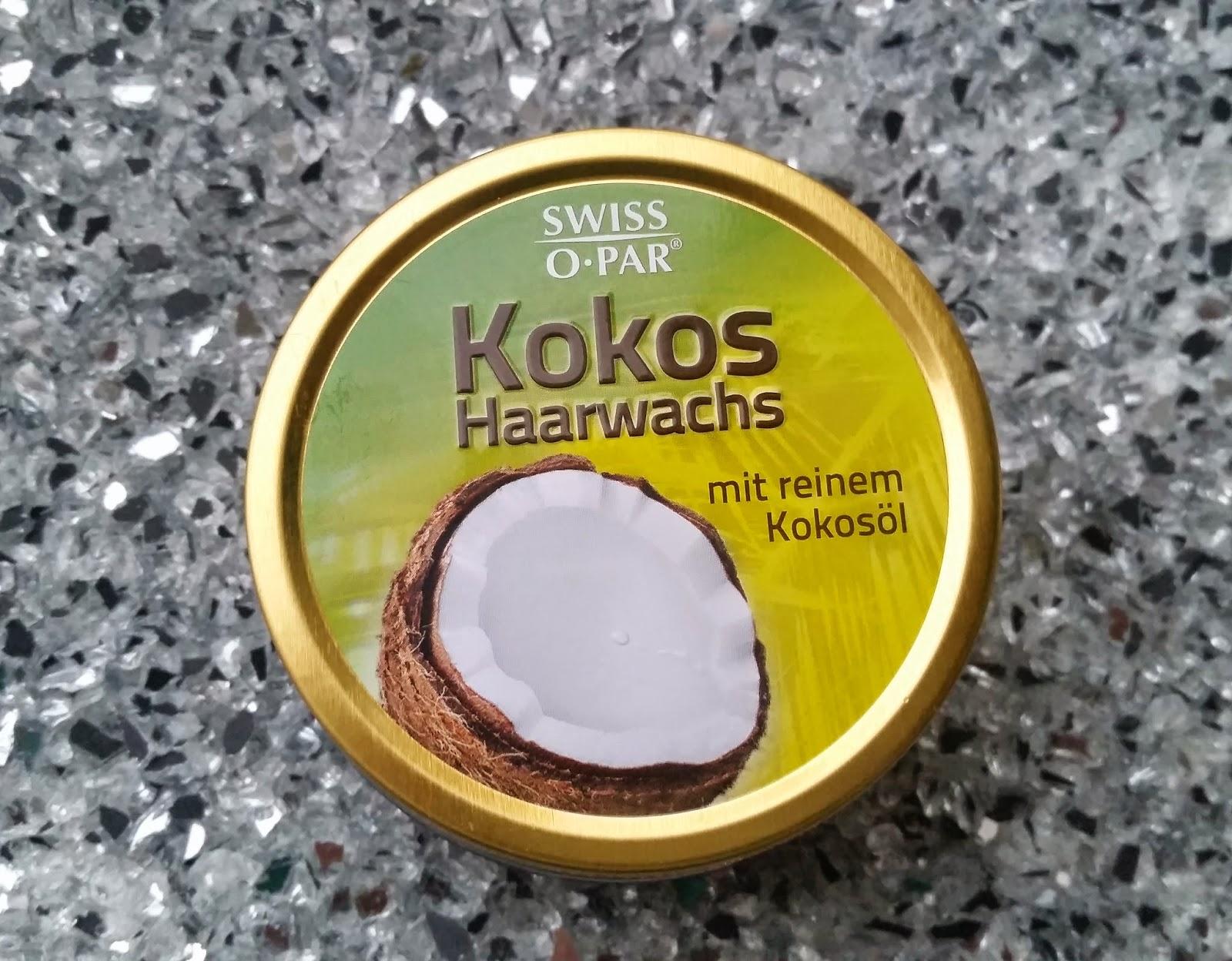 Kokos Haarwachs - pflegende Alternative zum Haargel - www.annitschkasblog.de