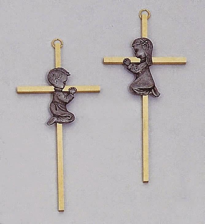 Los niños abortados se hacen mártires en la Cruz Redentora.