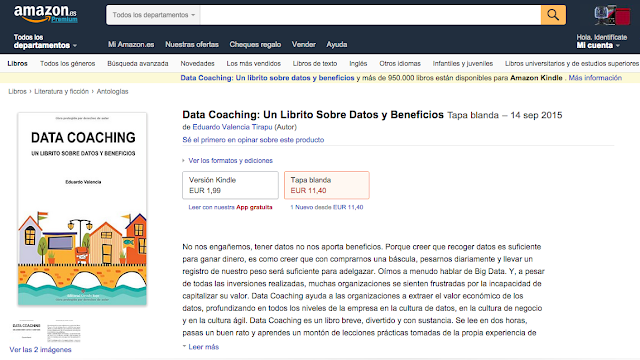Data Coaching en Amazon