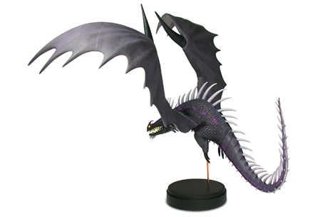 How to Train Your Dragon Skrill