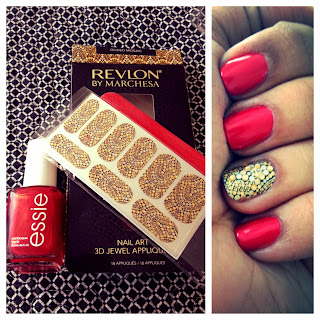 Essie and Revlon