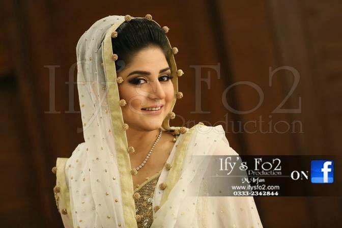 Celebrity Weddings Sanam Baloch Wedding Pictures