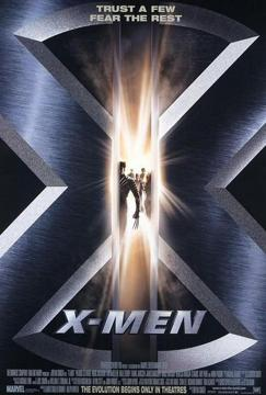 X-Men – DVDRIP LATINO