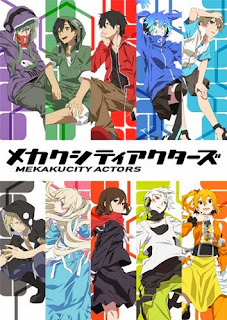 Mekaku City Actors