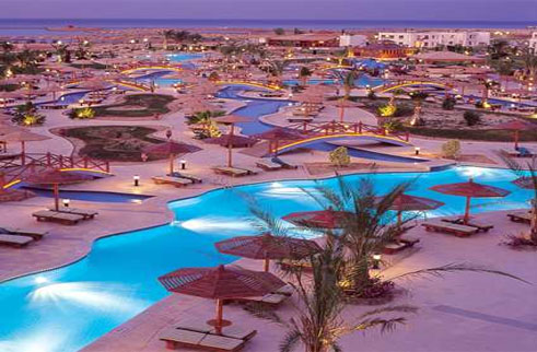 Restorant egypt hotels 5 star - Dive inn resort egypt ...
