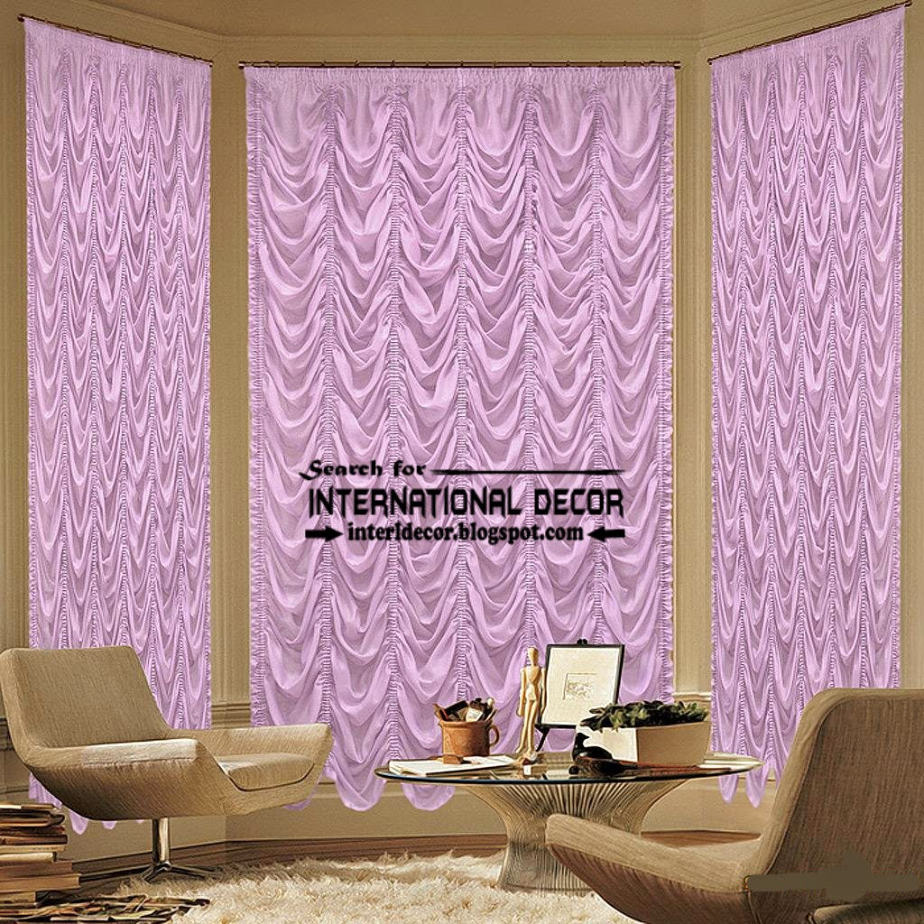 french curtains, purple curtains, stylish curtain designs, living room curtains