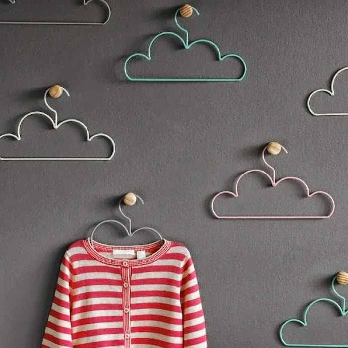 Cloud Coathangers