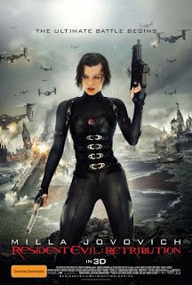 resident evil  venganza 14529 Resident Evil 5: La Venganza (2012) Español Latino