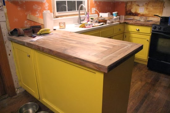 Wood Countertops: Part 2