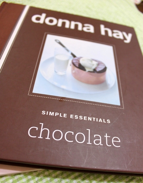 Donna Hay Milk Chocolate Chunk Muffins