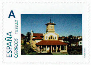Sello personalizado iglesia de Salinas