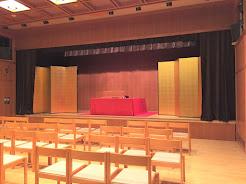 会場:豊中市伝統芸能館