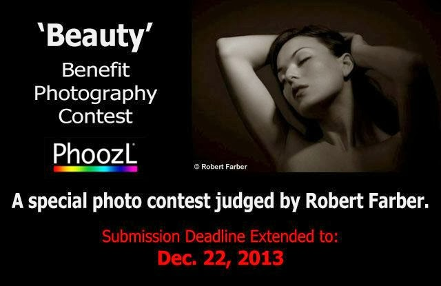 'Beauty' - Benefit Photo Contest - Deadline Extended!