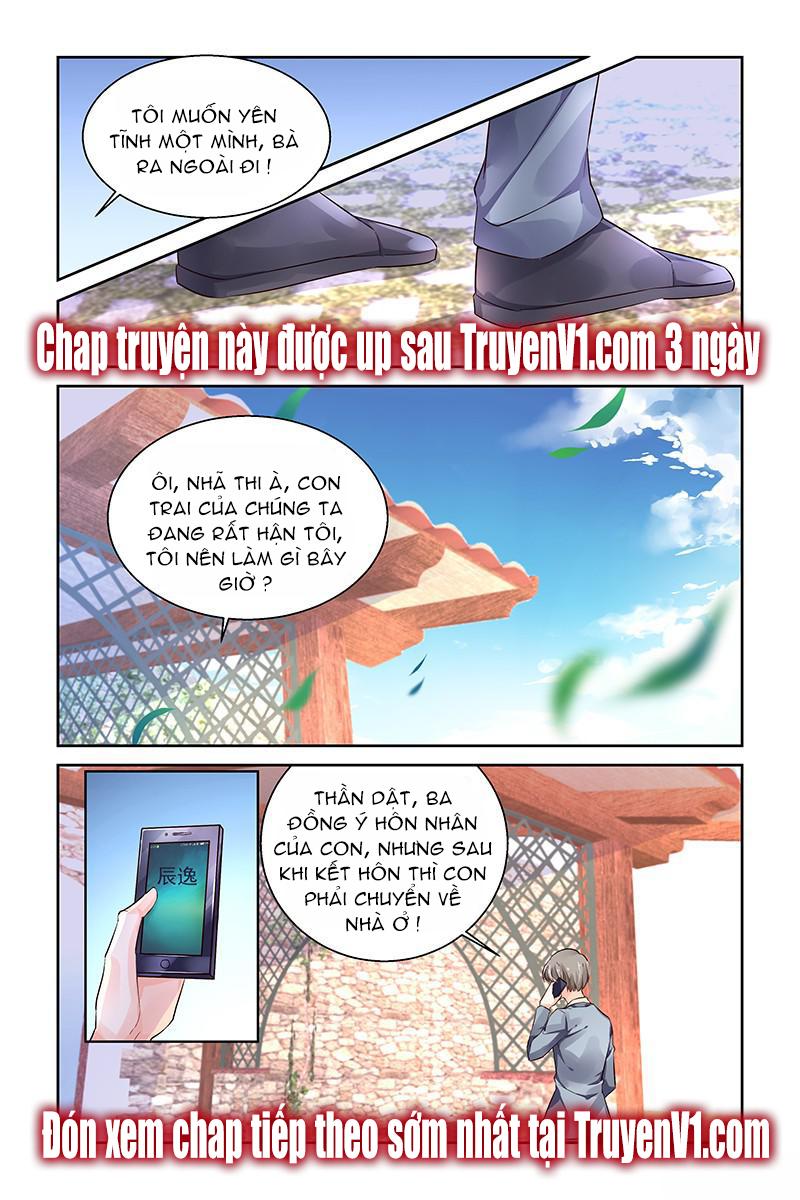 Thuần Tình Nha Đầu Hoả Lạt Lạt chap 302 - Trang 9