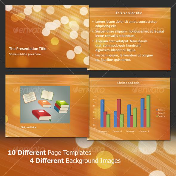Très Des modèles de présentations Powerpoint classes et gratuits  FA41